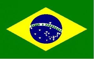 Národná vlajka brazília