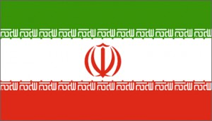 National flag: Iran