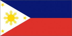 National flag: Philippines