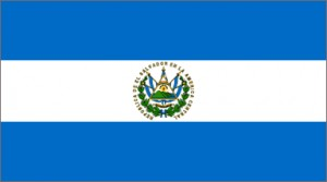 National flag: El Salvador