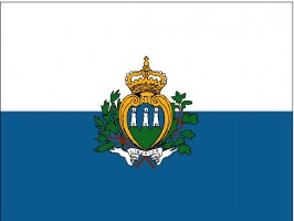 National flag: San Marino